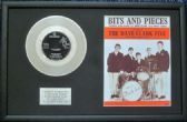 "THE DAVE CLARK FIVE - 7"" Platinum Disc & Song Sheet - BITS AND PIECES"